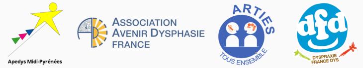 Logos conference avenir pour les DYS_190129