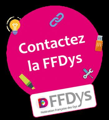 Contacter la Fédération française des Dys