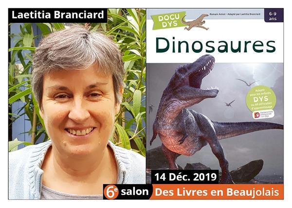 La lecture pour les DYS - Salon Des Livres en Beaujolais - Arnas - 13 et 14 décembre