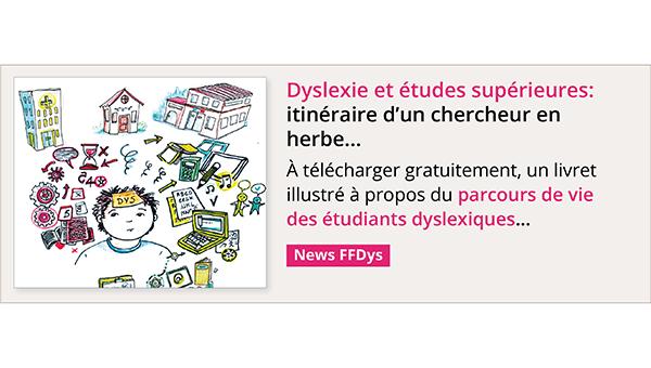 Dyslexie et études supérieures: itinéraire d'un chercheur en Herbe...