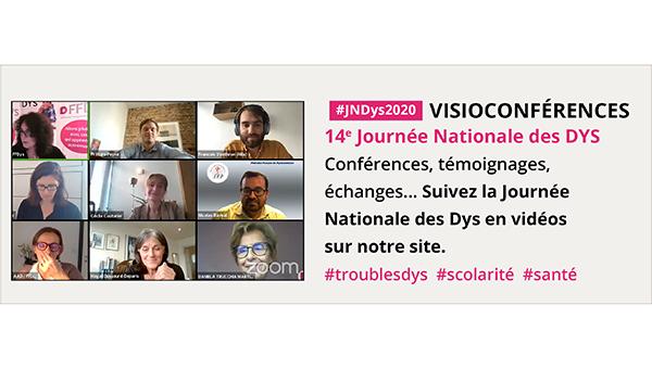 Suivez la 14e Journée Nationale des Dys en vidéos sur FFDys.com