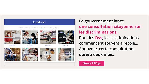 Le gouvernement lance une consultation citoyenne sur les discriminations.